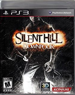 Silent Hill: Downpour PS3 Cover Art