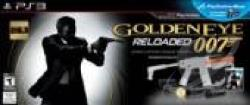 GoldenEye 007: Reloaded PS3 Cover Art