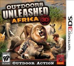 Outdoors Unleashed: Africa 3D 3DS Cover Art