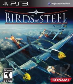 Birds Of Steel PS3 Cover Art