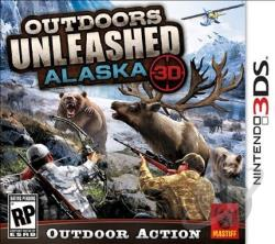 Outdoors Unleashed: Alaska 3D NDS Cover Art