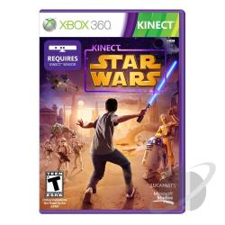 Kinect Star Wars XB360 Cover Art