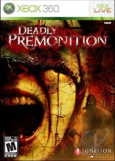 Deadly Premonition XB360 Cover Art