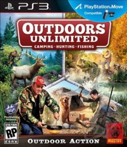 Outdoors unlimited ps3 playstation 3 for Ps4 bass fishing games
