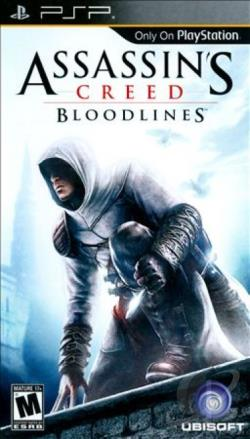 Assassin's Creed: Bloodlines PSP Cover Art