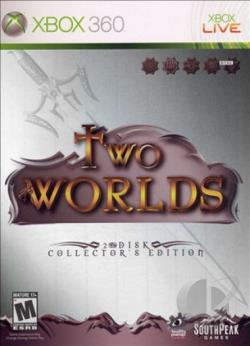 Two Worlds: Collector's Edition XB360 Cover Art