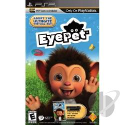 EyePet PSP Cover Art