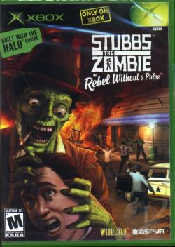 6992797 Stubbs The Zombie: Rebel Without A Pulse [ XBOX ]