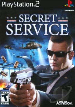 Secret Service PS2 Cover Art