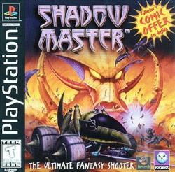 Shadow Master PS Cover Art