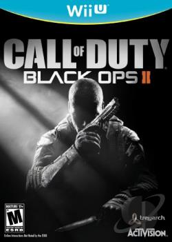 Call of Duty: Black Ops II WIIU Cover Art