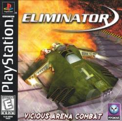Eliminator PS Cover Art