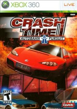 Crash Time: Autobahn Pursuit XB360 Cover Art