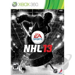 NHL 13 XB360 Cover Art