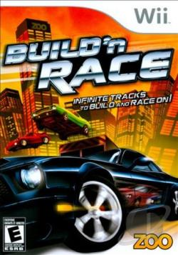 Build'n Race WII Cover Art