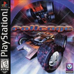 Rollcage PS Cover Art