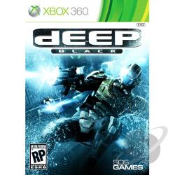 Deep Black XB360 Cover Art