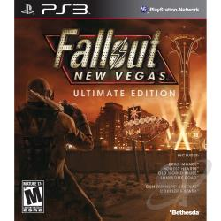 Fallout: New Vegas PS3 Cover Art