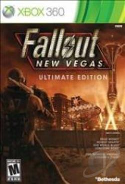 Fallout: New Vegas XB360 Cover Art