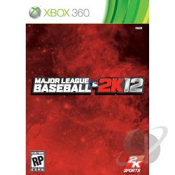 Major League Baseball 2K12 XB360 Cover Art