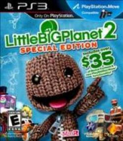 LittleBigPlanet 2: Special Edition PS3 Cover Art