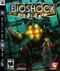 BioShock PS3 Cover Art