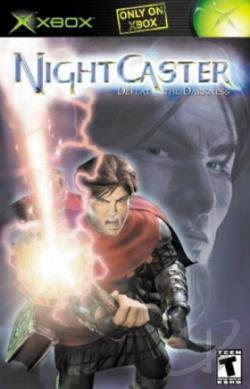 NightCaster: Defeat the Darkness XB Cover Art