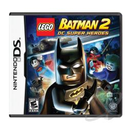 LEGO Batman 2: DC Super Heroes NDS Cover Art