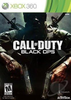 Call of Duty: Black Ops XB360 Cover Art