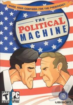 Political Machine PCG Cover Art