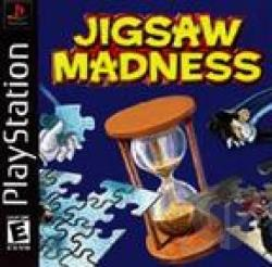 Jigsaw Madness PS Cover Art