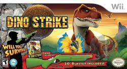 Dino Strike WII Cover Art