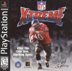 NFL Xtreme PS Cover Art