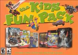 Kids'Fun Pack PCG Cover Art