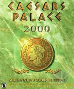 Caesars Palace 2000 W98 Cover Art