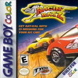 Racin' Ratz GB Cover Art