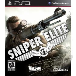Sniper Elite V2 PS3 Cover Art