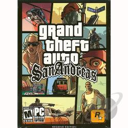Grand Theft Auto : San Andreas 2nd Edition PCG Cover Art