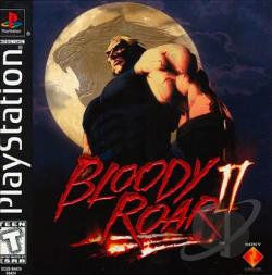Bloody Roar 2: The New Breed PS Cover Art