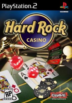 Hard Rock Casino PS2 Cover Art