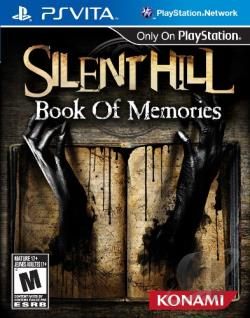 Silent Hill: Book of Memories PSV Cover Art