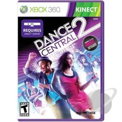 Dance Central 2 XB360 Cover Art