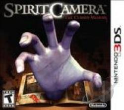 Spirit Camera: The Cursed Memoir 3DS Cover Art