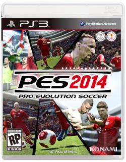 Pro Evolution Soccer 2014 Playstation 3 PS3