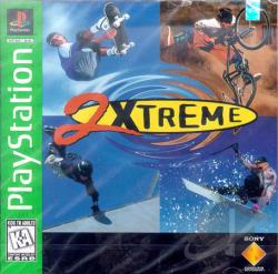2 Xtreme PS Cover Art