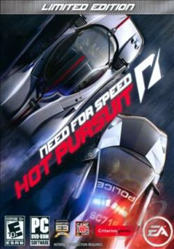 Need for Speed: Hot Pursuit PCG Cover Art