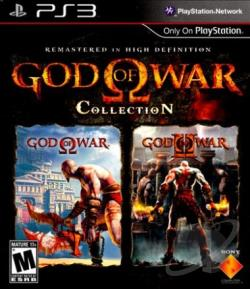 God of War Collection PS3 Cover Art