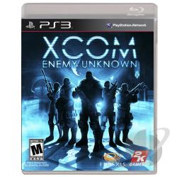 Bureau: XCOM Declassified PS3 Cover Art