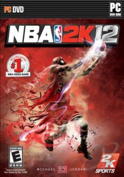 NBA 2K12 PCG Cover Art