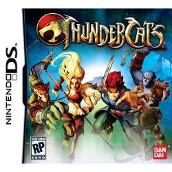 Thundercats  on Thundercats Nds Cover Art